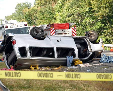 church bus accident attorney