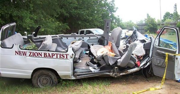 church bus accident attorney