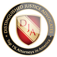 Award Distinguished Justice Advocates