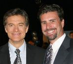 attorney chris davis with dr. oz
