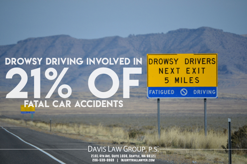 drowsy driving stats