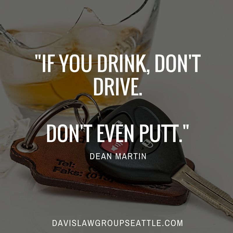 prevent drunk driving