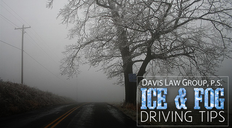 fog ice driving tips