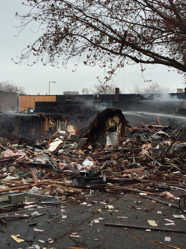 greenwood explosion