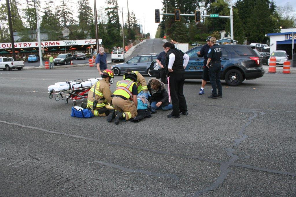 edmonds hit and run victim
