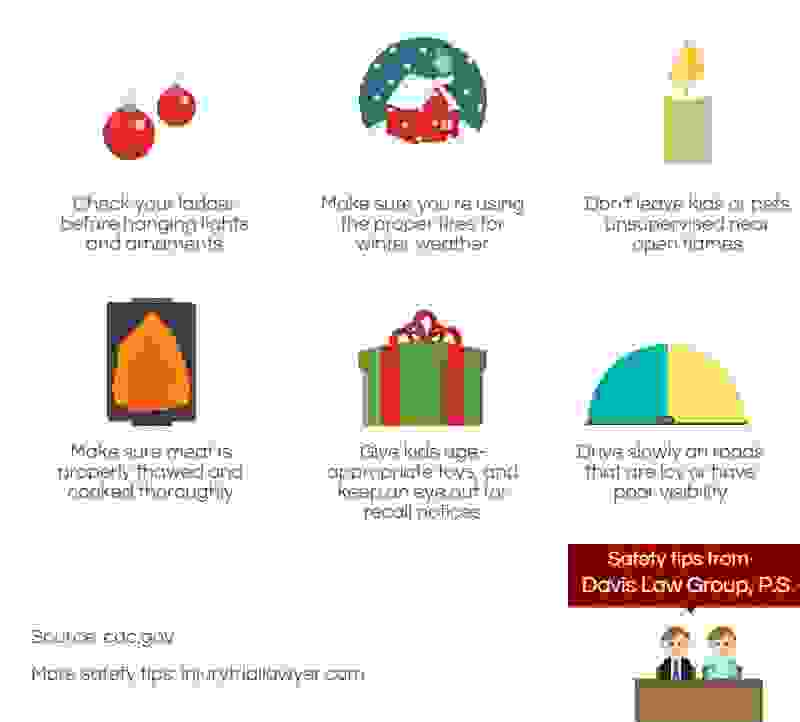 safety tips for winter