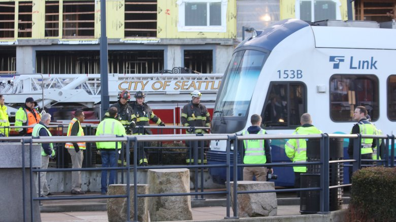 link light rail accident