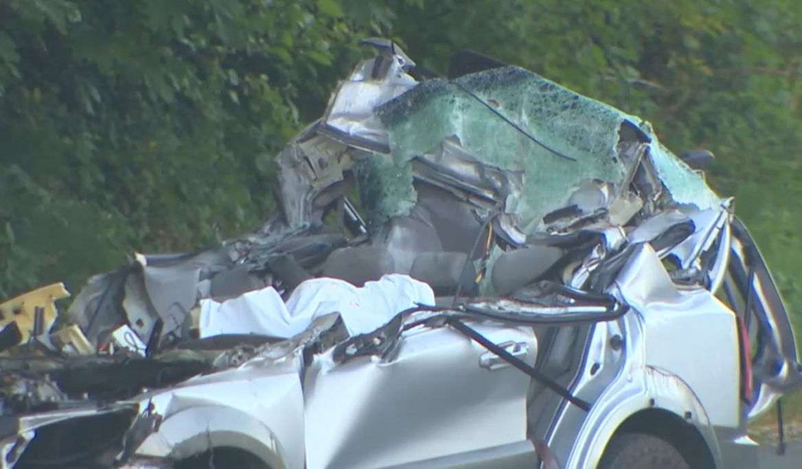 fatal accident in lynnwood involving four teens