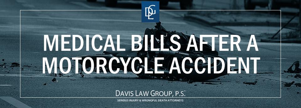motorcycle medical bills