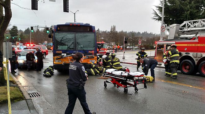 metro bus crash