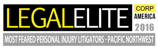 most feared personal injury litigators in the pacific northwest