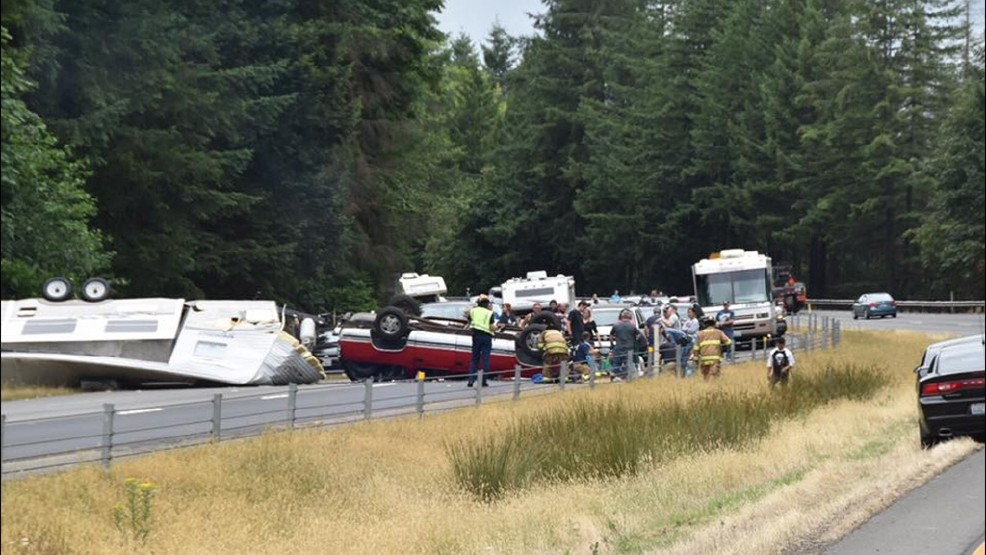car crash in washington state