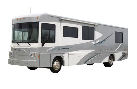 Motor home RV accident