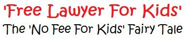 no attorney fee for kids