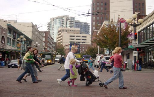 pedestrian collisions in seattle attorney