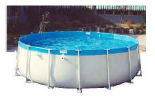 portable pool causes danger