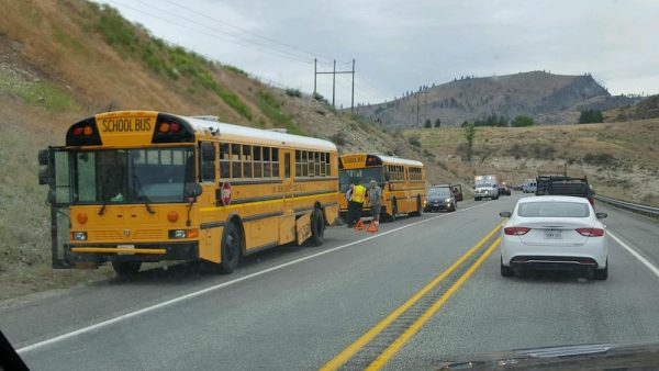 school bus collision