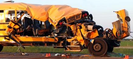 fatal school bus accident