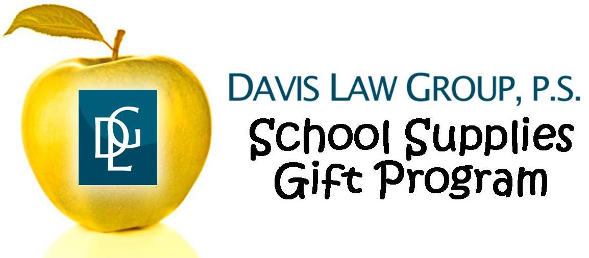 School Supplies Gift Program