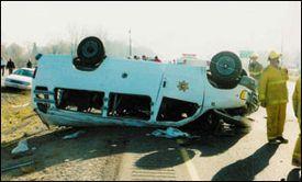 seattle passenger van accident attorney