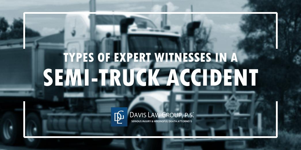 semi truck expert witness