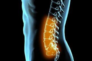 Spinal cord injuries leading to brain damage