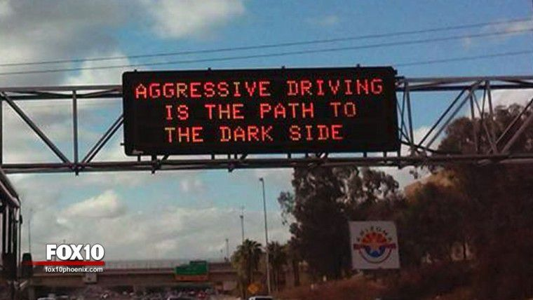 star wars traffic safety