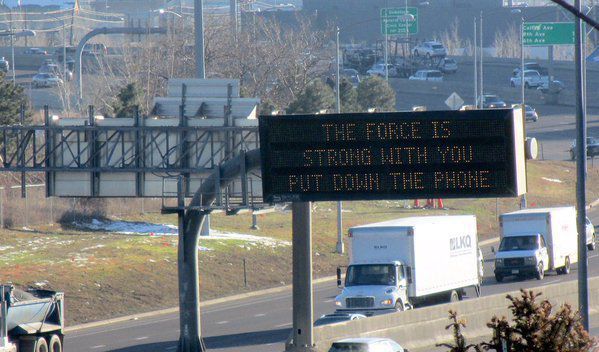 luke skywalker traffic safety