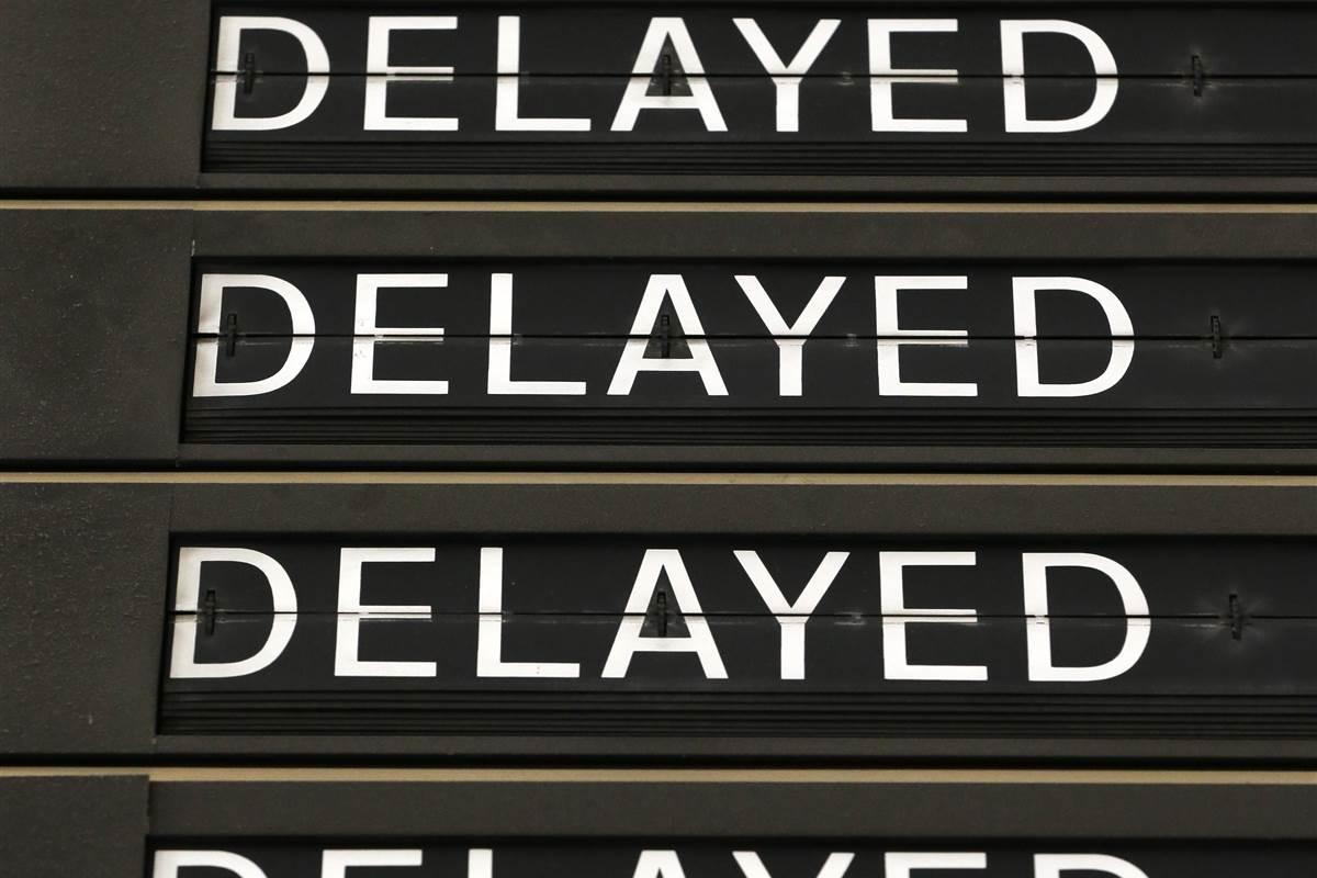 amtrak train schedule delay linked to speed of crash