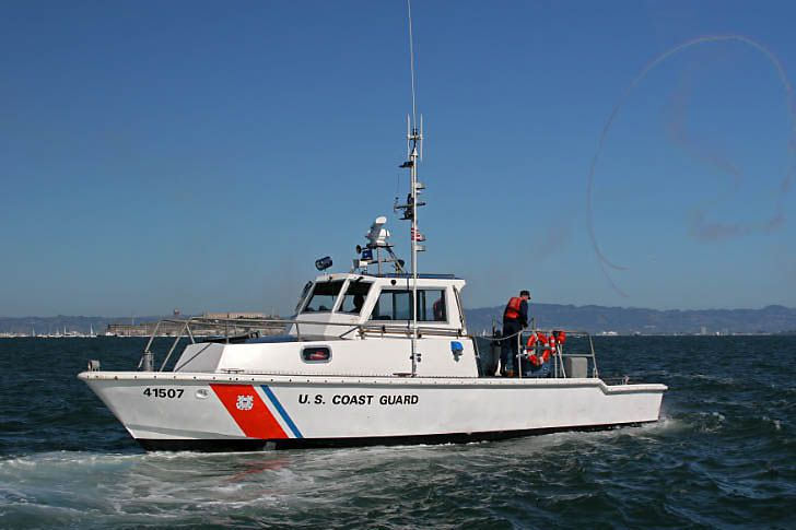 U.S. Coast Guard Boating Accident