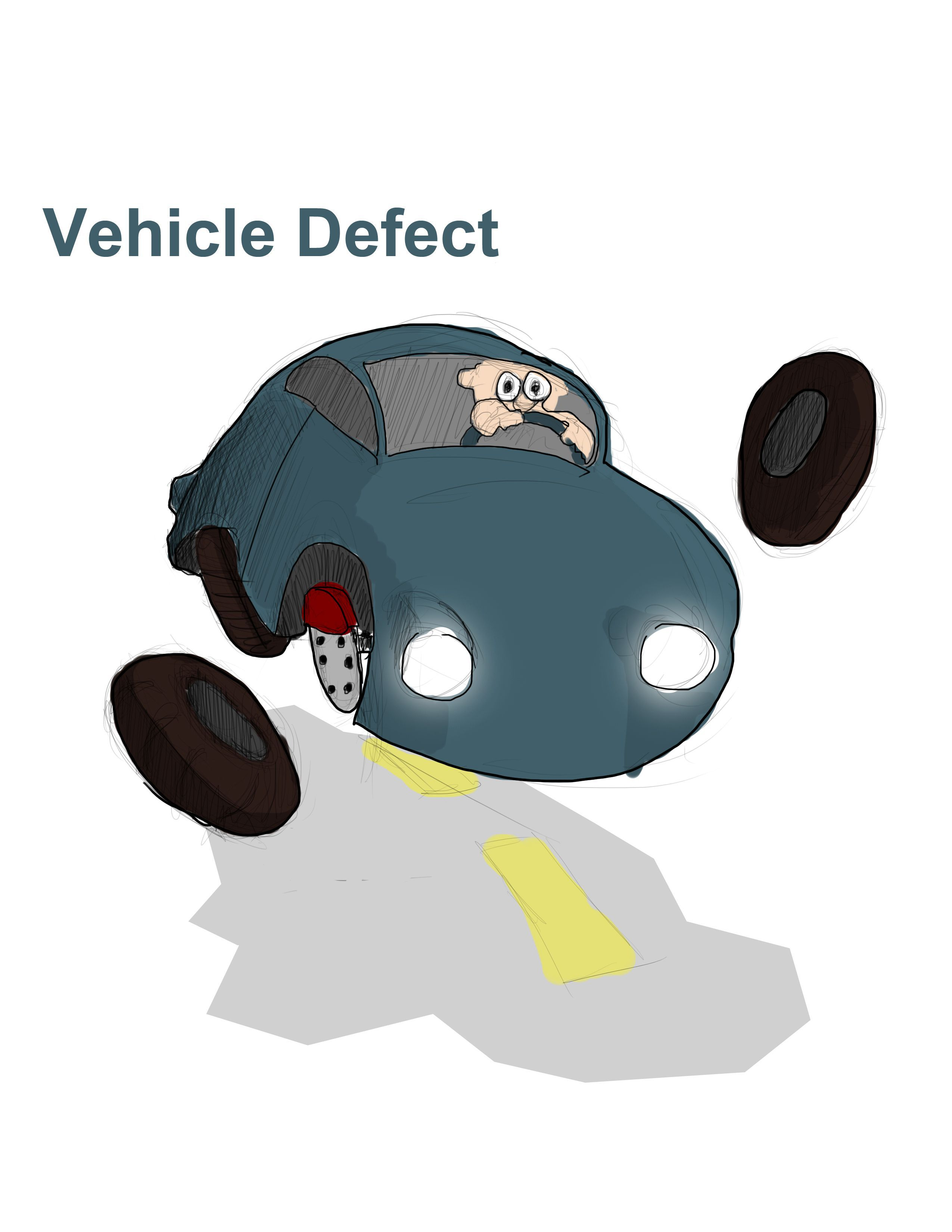 Vehicle defect attorney