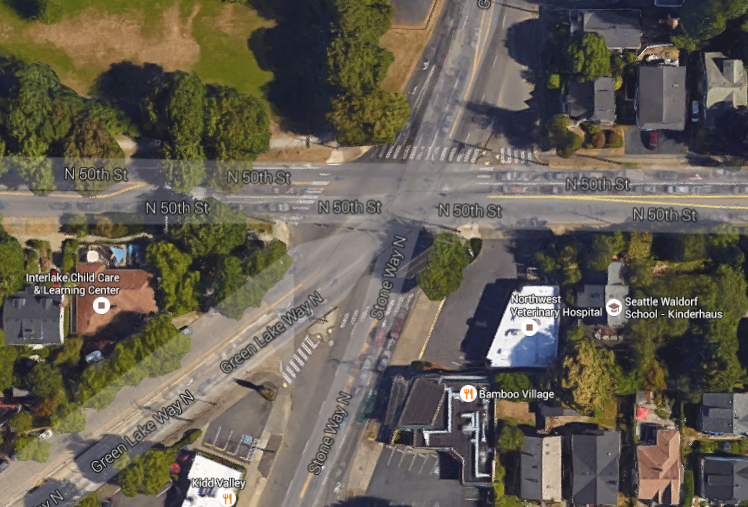 worst intersection in seattle