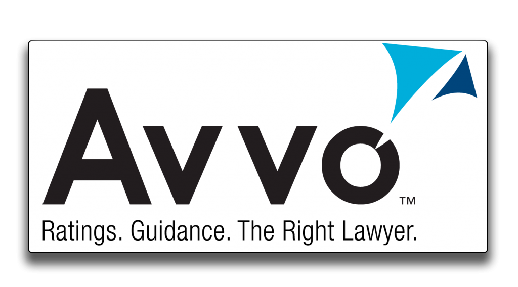 Avvo review button