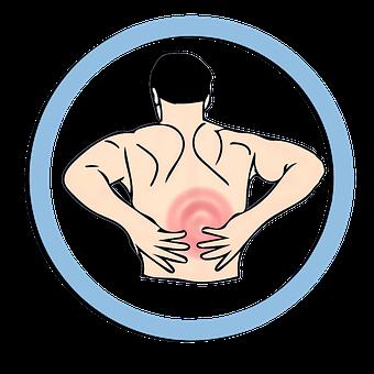 Lowe Back Pain Holding Back