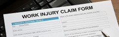 work injury claim form in Iowa
