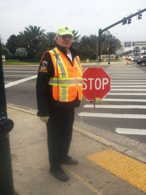 School Crossing Guard, Richard