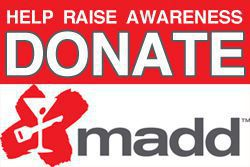 Donate to MADD