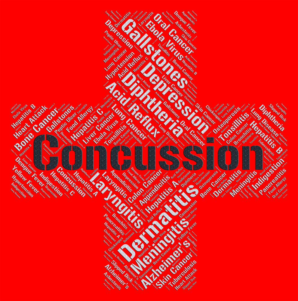 Lists of Common Concussion Symptoms