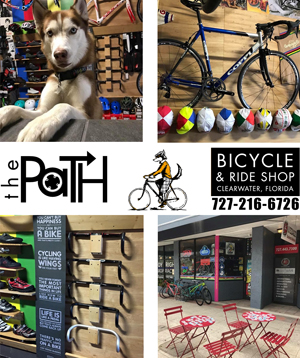 The Path Bicycle & Ride Shop