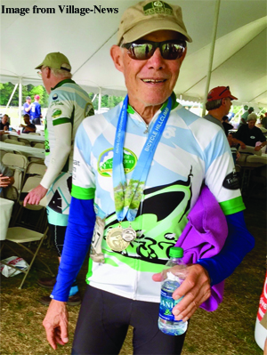 80 Year-Old Wally Kurz