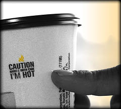 Hot Coffee Spills Turns to Lawsuit