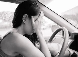 Sleep deprivation can cause car accidents. Are you rested enough to drive?