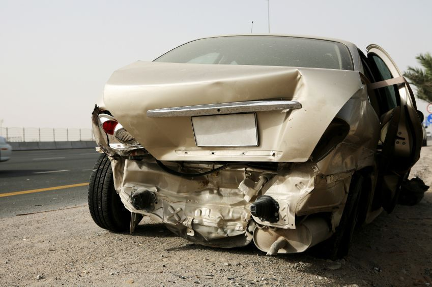 Vehicle accident articles