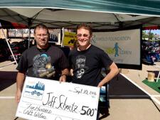 Jeff Shertz winner
