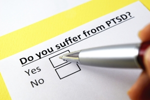 PTSD from concussion