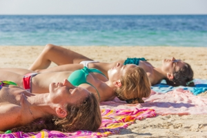 Risks of skin cancer
