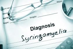 Diagnosis Syringomyelia