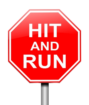 Steps to take after a hit-and-run