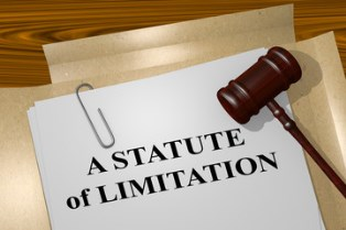Statute of limitations on personal injury claims
