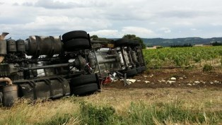 Factors in a truck accident